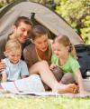 Camping limousin lac 3